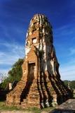 Wat Mahathat Temple, Ayutthaya Stock Image