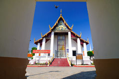 Wat Mahathat temple, Nakhon Si Thammarat ,Thailand Stock Photography
