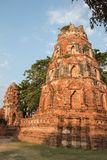 Wat Mahathat (templo da grande relíquia ou templo do grande relicário) é o nome curto comum dos diversos templ budista importante Fotos de Stock Royalty Free