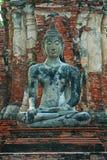 Wat Mahathat (templo da grande relíquia ou templo do grande relicário) é o nome curto comum dos diversos templ budista importante Fotografia de Stock