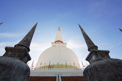 Wat Mahathat Woramahawihan Obraz Stock