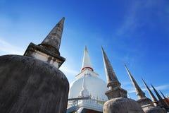 Wat Mahathat Woramahawihan Lizenzfreie Stockfotografie
