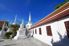 Wat Mahathat Woramahawihan Lizenzfreies Stockfoto