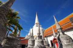 Wat Mahathat Woramahawihan 库存图片