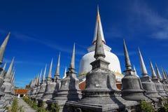 Wat Mahathat Woramahawihan Stock Fotografie