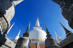 Wat Mahathat Woramahawihan Stockbilder