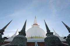 Wat Mahathat Woramahawihan Royalty Free Stock Photo
