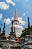 Wat Mahathat Woramahawihan, Si Nakhon thammarat Στοκ φωτογραφία με δικαίωμα ελεύθερης χρήσης