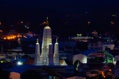 Wat Mahathat Worawihan at Phetchaburi Province, Thailand. Stock Photography