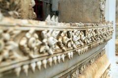 Wat Mahathet σε Phetchaburi, Ταϊλάνδη που γίνεται από την εργασία στόκων Στοκ Φωτογραφίες