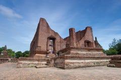 Wat Maheyong, Ayuthaya省,泰国 免版税图库摄影