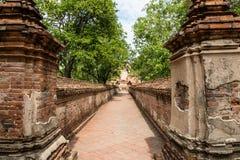 Wat Maheyong Imágenes de archivo libres de regalías