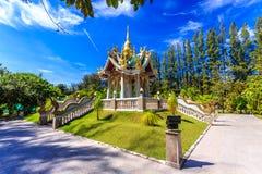 Wat Mai Khao temple. Phuket Thailand Royalty Free Stock Photography