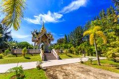 Wat Mai Khao temple. Phuket Thailand Royalty Free Stock Images