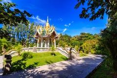 Wat Mai Khao temple. Phuket Thailand Royalty Free Stock Photos