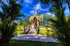Wat Mai Khao temple. Phuket Thailand Stock Photography