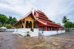 Wat Mai Suwannaphumaham Stockbild