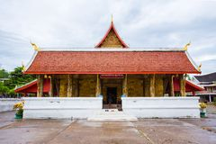 Wat Mai Suwannaphumaham Royalty Free Stock Photo