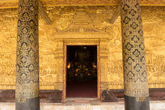 Wat mail in Luang Prabang Royalty Free Stock Photography