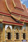 Wat Mani Phraison, μέθυσος της Mae, επαρχία Tak, Ταϊλάνδη στοκ φωτογραφία