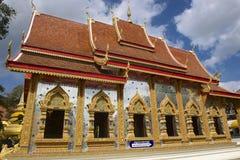 Wat Mani Phraison, μέθυσος της Mae, επαρχία Tak, Ταϊλάνδη στοκ φωτογραφία με δικαίωμα ελεύθερης χρήσης