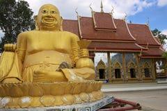 Wat Mani Phraison, Mae Sot, Tak province, Thailand. Royalty Free Stock Photo