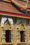 Wat Mani Phraison, Mae Sot, Tak province, Thailand. Royalty Free Stock Images