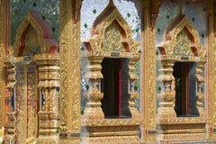 Wat Mani Phraison, Mae Sot, Tak province, Thailand Stock Image