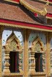 Wat Mani Phraison, Mae Sot, Tak-Provinz, Thailand Lizenzfreie Stockbilder