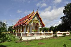 Wat Mapring near Phang nga Royalty Free Stock Photo