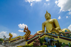 Wat maung aungthong. royalty free stock image