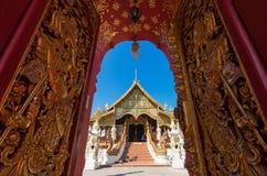 Wat Ming Muang стоковая фотография