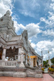 Wat Ming Muang nella città di Nan, Tailandia Immagini Stock Libere da Diritti