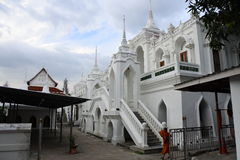 Wat Moleelokayaram Photo libre de droits