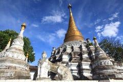 Wat Mon Jum Sin Fotografía de archivo