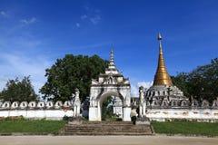 Wat Mon Jum Sin Lampang Foto de archivo