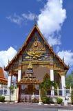 Wat Mongkhol Nimit στην πόλη Phuket, Ταϊλάνδη Στοκ Εικόνα