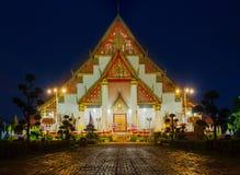 Wat Mongkolborpit στο ayudhya Ταϊλάνδη Στοκ φωτογραφίες με δικαίωμα ελεύθερης χρήσης