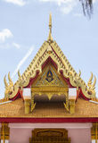 Wat Mongkolrata Buddhist Thai Temple Photographie stock