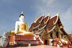 Wat Montien , Chiangmai Thailand Royalty Free Stock Image