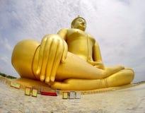 Wat muang,泰国 库存照片