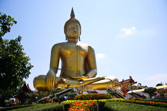 Wat Muang. Royalty Free Stock Image