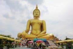 Wat Muang imagen de archivo libre de regalías