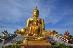 Wat Muang Aungthong Province Thailand Royalty Free Stock Photo