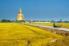 Wat muang Stock Images