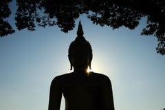 Wat Muang at twightlight Royalty Free Stock Photo
