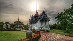 Wat, Muangboran Imagem de Stock Royalty Free