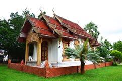 Wat Muay Tor em Khun Yuam em Mae Hong Son Province de Tailândia norte Imagem de Stock