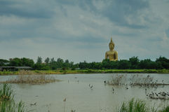 Wat Muong 图库摄影
