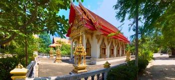 Wat Na Phra Lan, Laem Na Lan, Koh Samui, Thailand Stockfotos